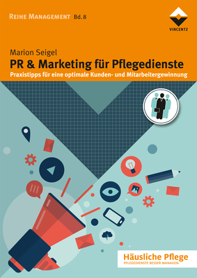 Vincentz Wissen » PR & Marketing für Pflegedienste